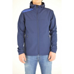 Quick Softshell Stengs Navy